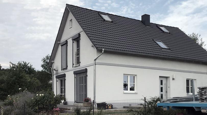 Steildach - Kolb Bedachungen Bayreuth