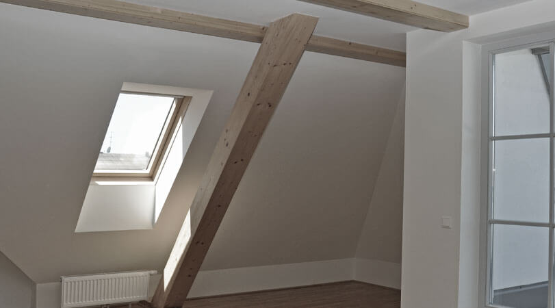 Dachfenstereinabu - Kolb Bedachungen Bayreuth